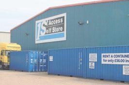 Self Storage Peterborough - Secure Storage Units | 1st Access