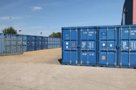 Benefits of Outdoor Storage Containers